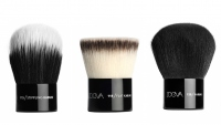 Zoeva - Kabuki Set - Zestaw 3 pędzli do makijażu