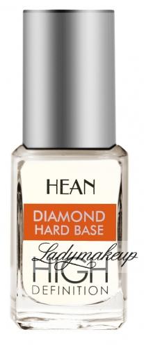 HEAN - Diamond hard base - High Definition - Bazowy utwardzacz diamentowy pod kolorowy lakier