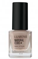 Lumene - Natural Code - Lakier do paznokci