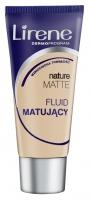 Lirene - Nature MATTE - Fluid matujący