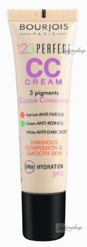 Bourjois - 123 Perfect CC Cream