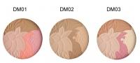 Flormar - Deluxe Multi Effect Powder - Puder rozświetlający