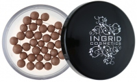 INGRID - Celebration Pearl - Puder w kulkach