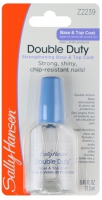 Sally Hansen - Double Duty - Base & Top Coat - Baza + utwardzacz 2w1 - Z2239