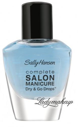Sally Hansen - Complete Salon Manicure Dry & Go Drops - Wysuszacz lakieru - 39199