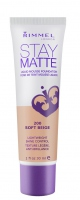 RIMMEL - Stay Matte - Cream Foundation - 200 - SOFT BEIGE