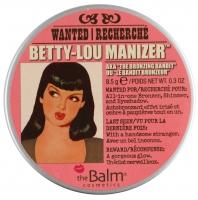 THE BALM - BETTY-LOU MANIZER - Multifunctional bronzer