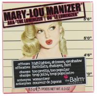 THE BALM - MARY-LOU MANIZER - Puder rozświetlający