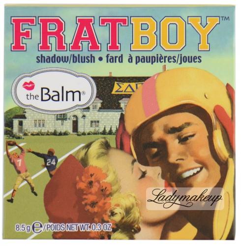THE BALM - FRAT BOY - Róż do policzków