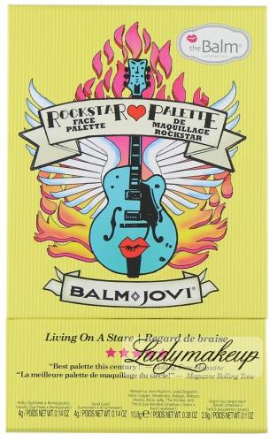 THE BALM - BALM JOVI RockStar - Paleta kosmetyków