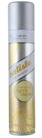 Batiste - Dry Shampoo - LIGHT & BLONDE - Suchy szampon do włosów (dla blondynek) - 200 ml