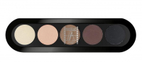 Make-Up Atelier Paris - Paleta 5 cieni - T03S - T03S