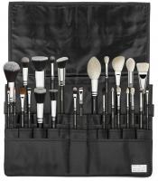 Zoeva - Makeup Artist Brush Belt - Zestaw 25 pędzli + Etui na pędzle - SBB25B1
