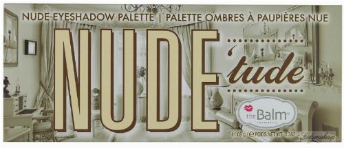 THE BALM - NUDE 'tude - Paleta 12 cieni