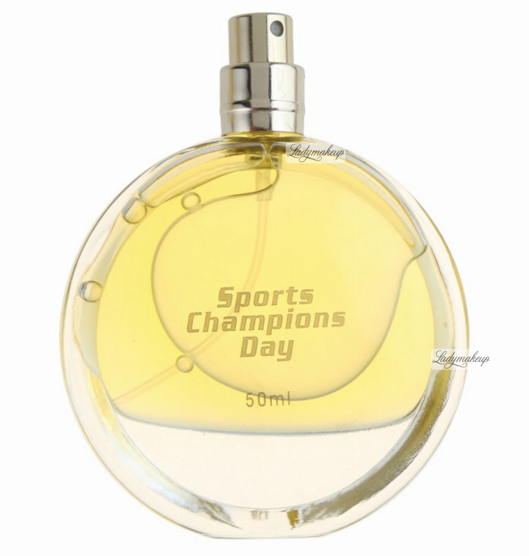 Tiverton Sports Champions Yellow Eau De Toilette For