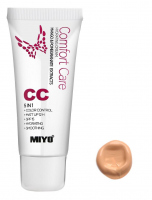 MIYO - Comfort Care Hydrating Cream - Krem koloryzujący CC 5w1-01 - NUDE BEIGE - 01 - NUDE BEIGE