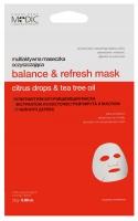Pierre René - Balance & refresh mask - Multiaktywna maseczka oczyszczająca