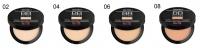 GOSH - BB Powder - Prasowany puder do twarzy - typu BB