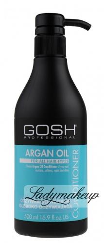 GOSH - Argan Oil Conditioner - Odżywka do włosów z olejem arganowym