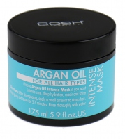 GOSH - Argan Oil Intense - Arganowa maska do włosów