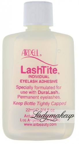 ARDELL - LashTite Individual EYELASH ADHESIVE - Klej do kępek rzęs - 22 ml