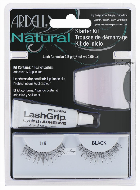 c8a47fe2e52 ARDELL - Fashion LASHES / NATURAL (starter kit)