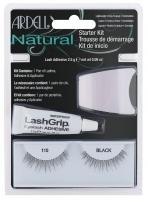 ARDELL - Fashion LASHES/ NATURAL (starter kit) - Zestaw sztucznych rzęs