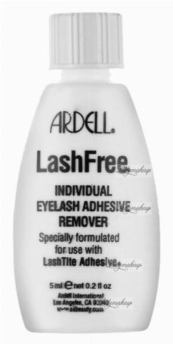 ARDELL - LashFree Individual Eyelash Adhesive Remover - Preparat do usuwania kleju - 5 ml