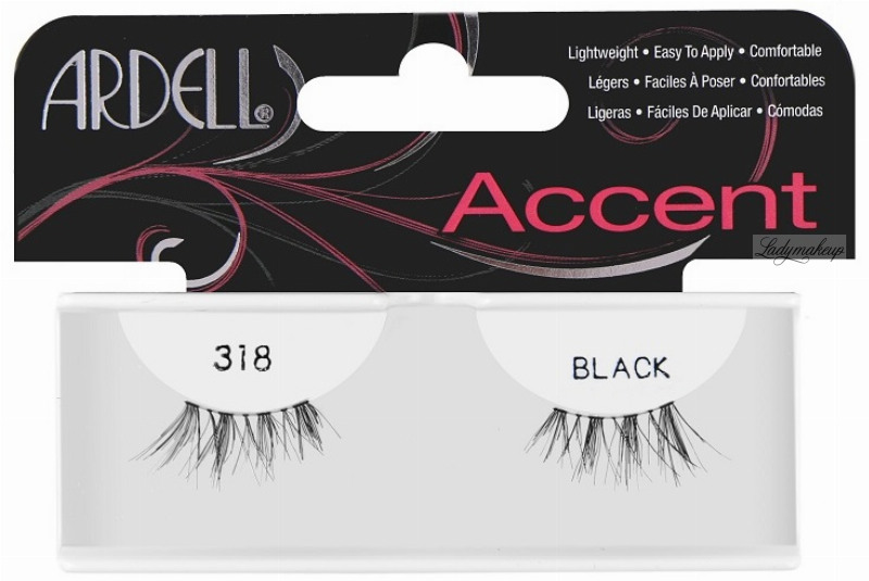 cb6eac9efb3 ARDELL - Accent - half lashes. 301. 301. 305. 305. 308. 308. 311. 311. 315