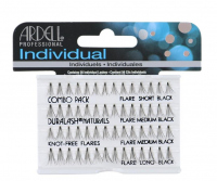 ARDELL - Individual DuraLash - Eyelashes - 650634 - COMBO PACK - KNOT-FREE FLARES - 650634 - COMBO PACK - KNOT-FREE FLARES