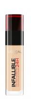 L'Oréal - INFALLIBLE 24H - Długotrwały podkład zero kompromisów-125 - NATURAL ROSE - 125 - NATURAL ROSE