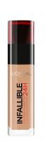 L'Oréal - INFALLIBLE 24H - Długotrwały podkład zero kompromisów-300 - AMBER - 300 - AMBER