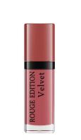 Bourjois - ROUGE EDITION Velvet - Matte lipstick - 07 - NUDE-IST - 07 - NUDE-IST