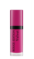 Bourjois - ROUGE EDITION Velvet - Matte lipstick - 06 - PINK PONG - 06 - PINK PONG