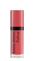 Bourjois - ROUGE EDITION Velvet - Matte lipstick - 04 - PEACH CLUB - 04 - PEACH CLUB