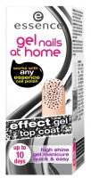 Essence - Gel nails at home - Top coat