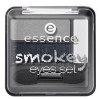 Essence - Smokey eyes set - Zestaw cieni smokey eye