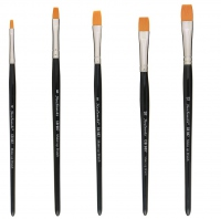 Kozłowski - Make up Brush CB 987 - Pędzel do korektora