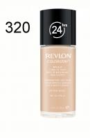 Revlon - podkład ColorStay cera tłusta i mieszana - 320 True Beige