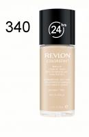 Revlon - podkład ColorStay cera tłusta i mieszana - 340 Early Tan - 340 Early Tan