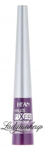HEAN - Multi Fixer colour - Clear Eyeliner Base - Bezbarwna baza zmieniająca cienie w kolorowy eyliner