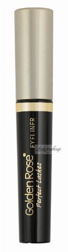 Golden Rose - Perfect Lashes Eyeliner - Tusz do kresek