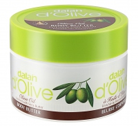 Dalan d'Olive - BODY BUTTER INTENSIVE CARE CREAM - Masło do ciała