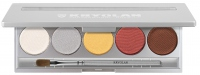 KRYOLAN - VIVA 5 COLORS - Palette of 5 eyeshadows - ART. 9105