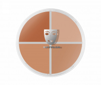 KRYOLAN - SUPRACOLOR QUARTET - Creamy face paint - ART. 1304 - 5 Natural - 5 Natural