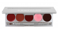 KRYOLAN - LIP ROUGE SET - Paleta 5 Pomadek do ust - ART. 1215 - LRS121 - LRS121