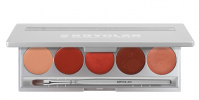 KRYOLAN - LIP ROUGE SET - Paleta 5 Pomadek do ust - ART. 1215 - LRS111 - LRS111