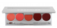 KRYOLAN - LIP ROUGE SET - Paleta 5 Pomadek do ust - ART. 1215 - ECHO - ECHO