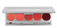 KRYOLAN - LIP ROUGE SET - Paleta 5 Pomadek do ust - ART. 1215 - LRS101 - LRS101