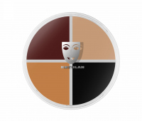 KRYOLAN - SUPRACOLOR QUARTET - Creamy face paint - ART. 1304 - 8 Burned Skin - 8 Burned Skin